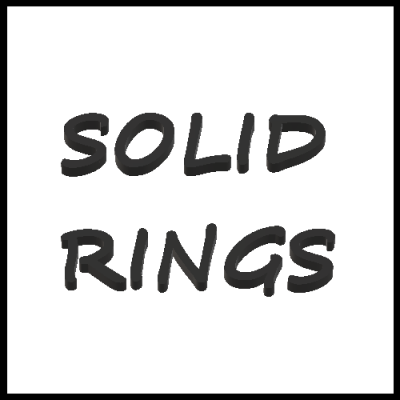SOLID RINGS